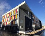 Edificio de viviendas modulares prefabricadas móviles