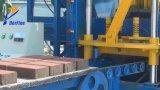 Machine de bloc de machine/machine à paver de bloc de machine à paver de la couleur Df3-20/machines bloc de brique