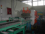 Extrudeuse chaude de semelle de machine/pneu de production de semelle de Precured de vente