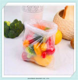 HDPE/LDPE de transparante Plastic Zak van de Rang van het Voedsel/de Zak van de Diepvriezer op Broodje