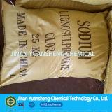 Jinan Yuansheng liant chimique pour le béton de sodium Lignosulfonates