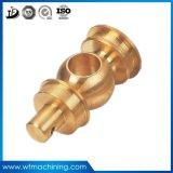 金属の処理を用いるOEMの銅または黄銅または青銅色のミシンの部品