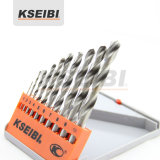 Venta caliente Kseibi HSS metal Twist brocas de dientes Set