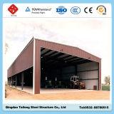 Progetti d'acciaio di montaggio della struttura d'acciaio della struttura prefabbricata della stalla