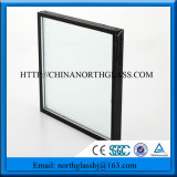 艶をかけられたパネルによって和らげられる空ガラス、Iguの絶縁されたガラスを取り除きなさい
