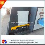 Separador magnético automático dos metais não ferrosos