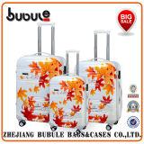 Багаж завальцовки, чемодан перемещения, новый тип, PC, застежка -молния, чемодан, вагонетка, мешок способа, мешки перемещения, мешок женщин, Hardside