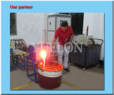 prix d'usine Electric Industrial fondoir four à induction en aluminium