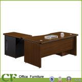 Escritório Desk com Side Table Cabinet