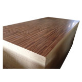 2.5mm Plain MDF/Melamine MDF voor Furniture