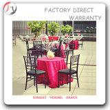 Stuhl Hochzeits-Hotel-Aluminiumbankett-Tiffany-Chiavari (AT-02)