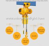 電気起重機を持ち上げる専門の構築の起重機ワイヤーロープ