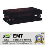 Matériau en bois avec table à café MDF (EMT-CT04)