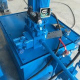 Maschinen-Gummiblatt/Gummivulkanisierenpresse/hydraulische Presse betätigen