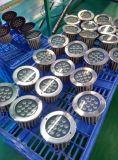 Gran cantidad de lúmenes de alta potencia Ronda Impermeable IP67 LED Luz subterránea