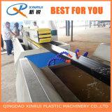 Extrusora plástica do painel WPC da decoração do PVC