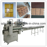 Cookies Multi Row one Edge Packing Machine