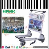 Chariot à bagages d'aéroport de vente directe d'usine