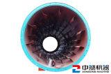 Dessiccateur rotatoire de cylindre