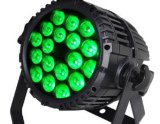 18pcsx10W 4en1 Full-Color par la Luz (impermeable) para bar