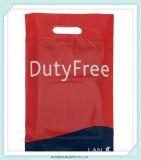 Отверстия перфорации ручки рекламные материалы пластиковые пакеты с логотипом печать