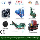 Wast 고무를 위한 타이어 크래커 선반 기계 & 고무 쇄석기 기계
