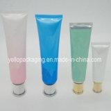 أنواع مختلفة من مستحضر تجميل أنابيب أنابيب بلاستيكيّة ليّنة أنابيب مستحضر تجميل يعبّئ