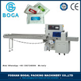 Изготовление машины упаковки подушки ткани легкой силы сбережения обслуживания влажное