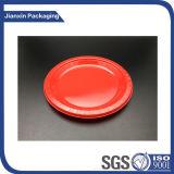 Wegwerfplastik 7 Zoll Platten-