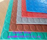 Colorare il rullo di gomma naturale di gomma industriale dello strato, lo strato di gomma Anti-Abrasivo, strato di gomma resistente all'acido