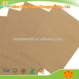 Eco Friendly Recycle White et Brown Kraft Paper Roll