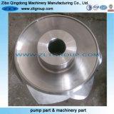 精密鋳造CD4/316ssのためのステンレス鋼ポンプスペアーのインペラー