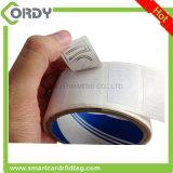 EPC Class1 Gen2 서류상 RFID 레이블 UHF 스티커