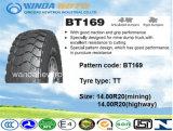 OTR, fuera de la carretera de neumáticos, neumáticos radiales Bt169 14.00r20