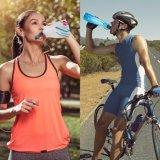2017년 Wholsale는 옥외 BPA 휴대용 접을 수 있는 700ml Foldable 스포츠 물병을 해방한다