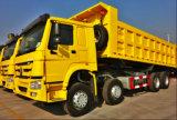 Sinotruk HOWO 8X4のダンプトラックのダンプカートラックのダンプ