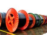 Силовой кабель высокотемпературного провода PVC/XLPE меди бронированный