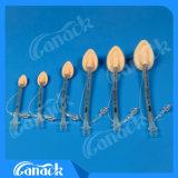 Авиалиния маски высокого качества тавра Canack усиленная силиконом Laryngeal