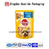 Sacchetto laterale di sigillamento di alta qualità 3 per l'imballaggio dell'alimento per animali domestici