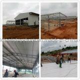 Struttura stabile su ordinazione dell'acciaio per costruzioni edili per il workshop