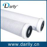 Betätigter Kohlenstoff-Wasser-Filtereinsatz