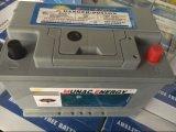 DIN55mf 12V55ah wartungsfreies Leitungskabel-saure Auto-Speicherbatterie