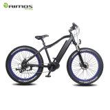 bicicleta de montanha elétrica da suspensão cheia MEADOS DE da movimentação 36V250W
