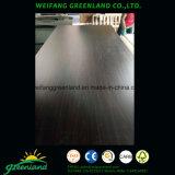 Película de PVC de alta calidad de madera contrachapada frente