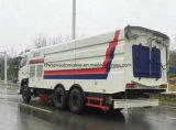Dongfeng 6X4 Road Sweeper camión pesado camión de limpieza de calles