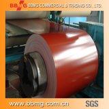 толщина 0.12-0.80mm Pre-Painted гальванизированная сталь Coils/PPGI для листа толя Coorrugated
