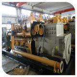 Gerador padrão do motor do biogás de China Lvhuan 250kw da central energética do biogás do conjunto dos geradores industriais para o desperdício do agregado familiar e o animal