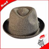 Peste o Fedora Hat Chapéu de Palha de papel