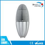 5mの6mアルミニウム涼しい白IP65 Gradenの太陽エネルギーの街灯