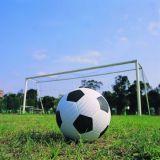 Het nieuwe Ontworpen Netto Doel van de Voetbal van het Voetbal van de Polyester Netto Professionele